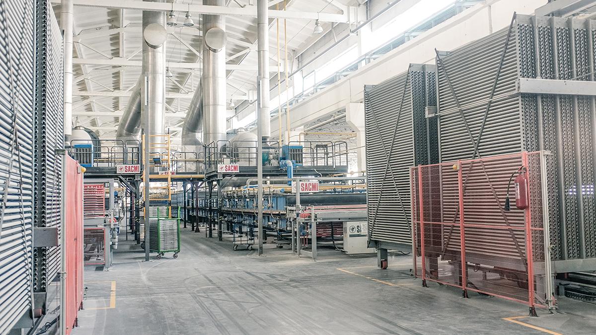 Production Of Ceramic Tiles In Ukraine Atem Company