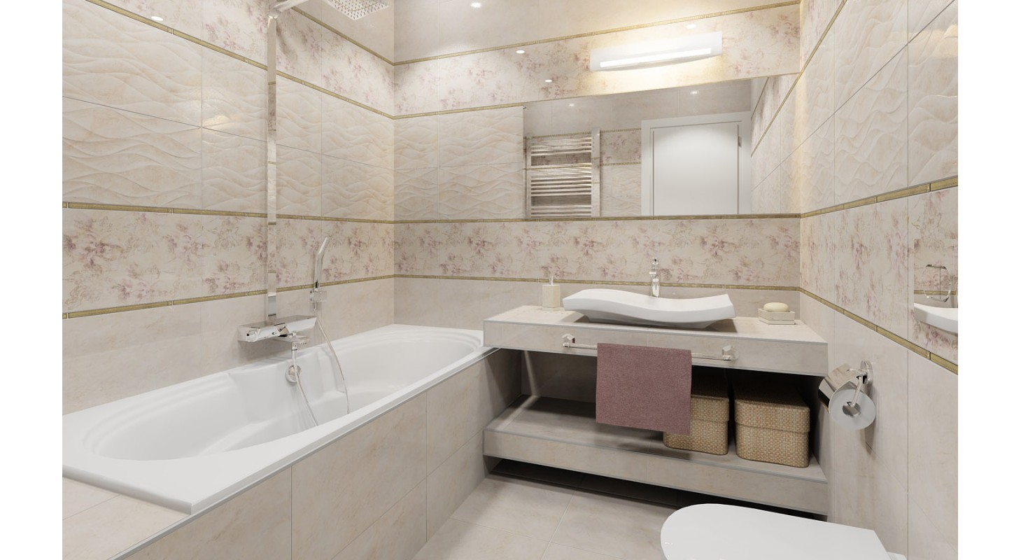 купить керамическую плитку для ванной в спб